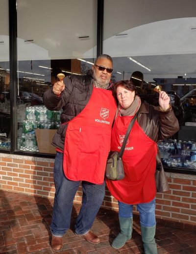 Salvation Army 2019 Bell Ringers